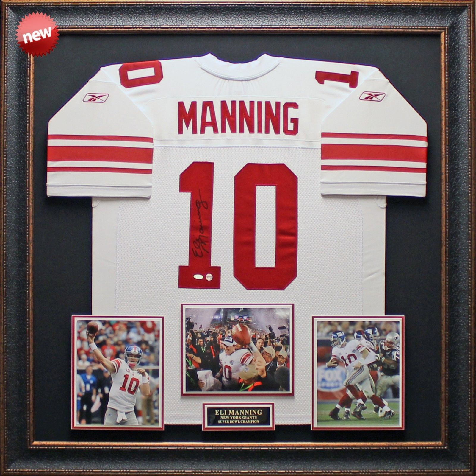 online store 0bd9c 1991a Eli Manning Signed Jersey - Optimal Fundraising Group