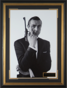 "Sean Connery ""007"" Masterpiece Collage"